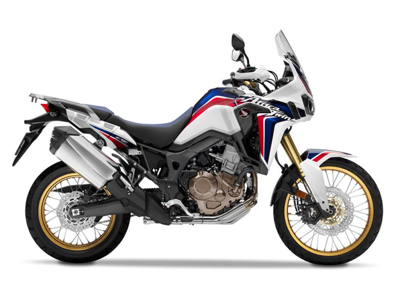 ONLY SILENCER AFRICA TWIN